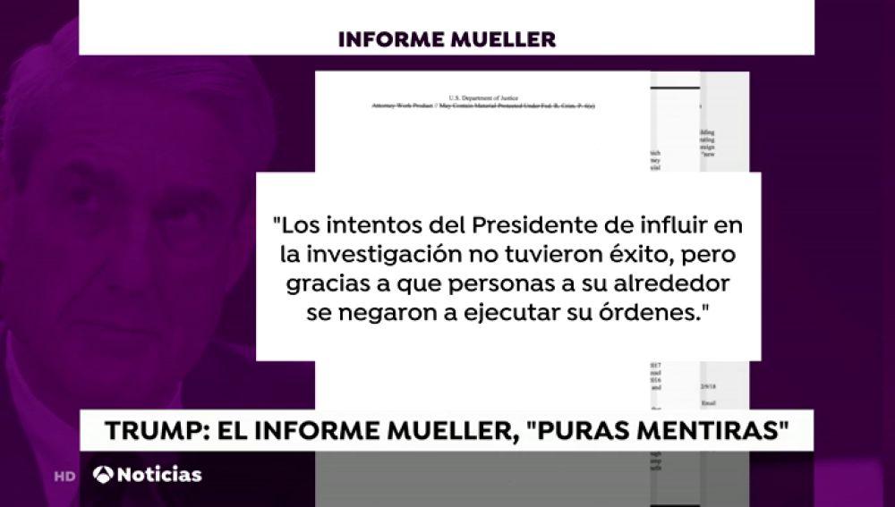 El Comité del Congreso de EEUU emite una citación para ver el informe Mueller sin censura