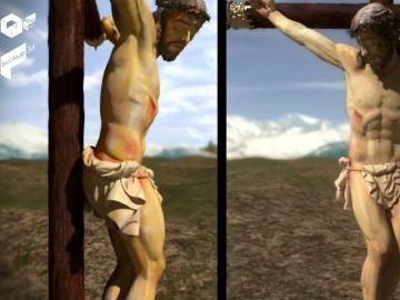 Una copia de seguridad de la Semana Santa en 3D