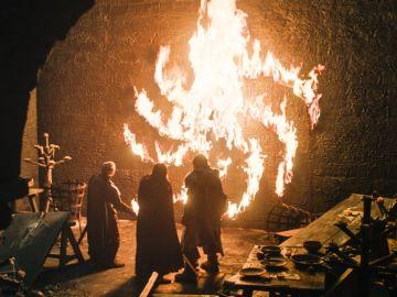 La espiral de fuego de 'Juego de Tronos'