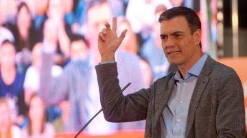 Noticias 1 Antena 3 (19-04-19) Pedro Sánchez anuncia que vendrá a 'El Debate' de Atresmedia