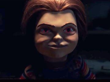 El nuevo aspecto de Chucky en 'Child's play'