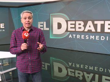 Vicente Vallés explica por qué 'El Debate' de Atresmedia será el definitivo