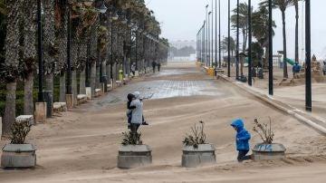 El temporal se ceba con Murcia y C.Valenciana, con el peor abril en 50 años