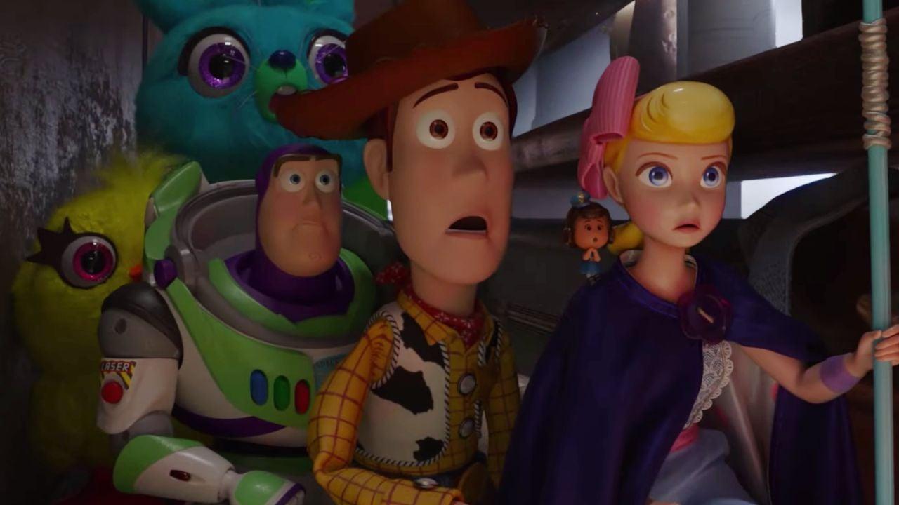 'Toy Story 4': Los Juguetes Descubren Cómo Son Por Dentro