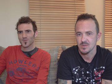 """Sebas y Raúl, a por todas en 'Masters de la reforma': """"Somos buenos aspirantes para llevarnos el premio"""""""