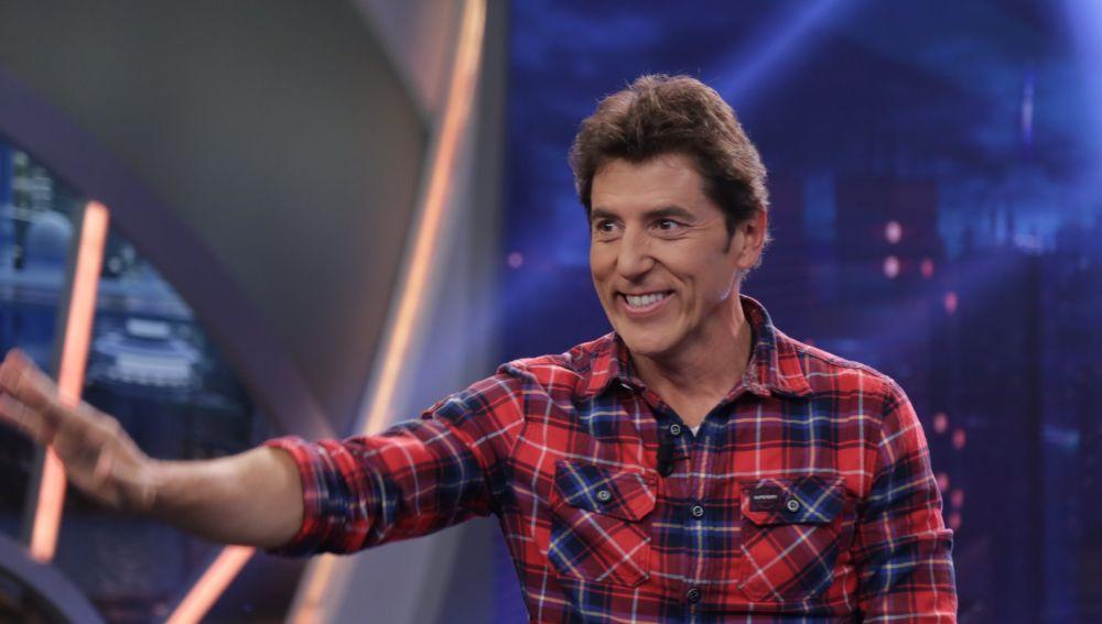 Manel Fuentes en 'El Hormiguero 3.0'