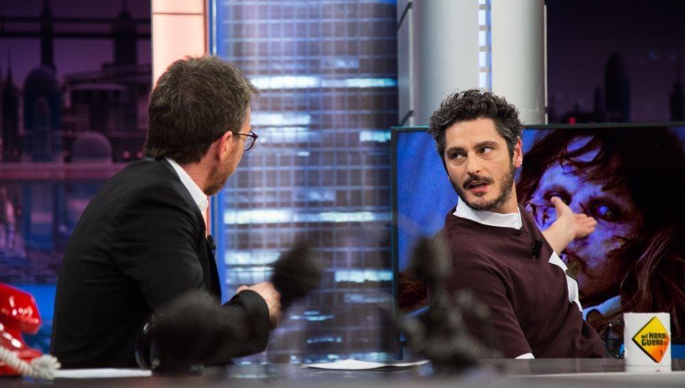 Antonio Pagudo revela en 'El Hormiguero 3.0' qué película de terror no se atrevió a ver hasta superar los 30