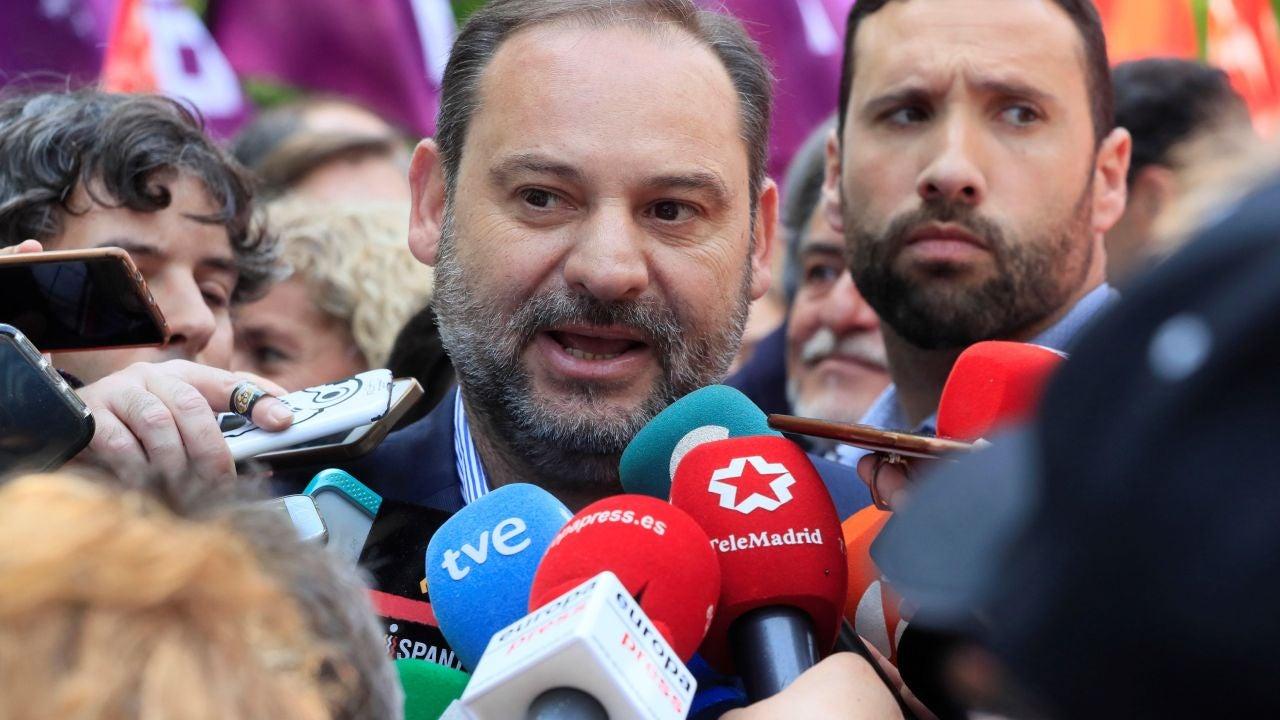 """Ábalos Defiende El Plan Económico Del Gobierno: """"España"""