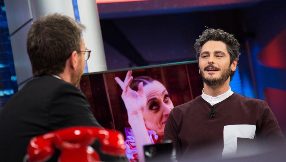 """Antonio Pagudo describe el humor de la serie de Flooxer 'Terror y feria': """"Te echas una risita pero te hace reflexionar"""""""