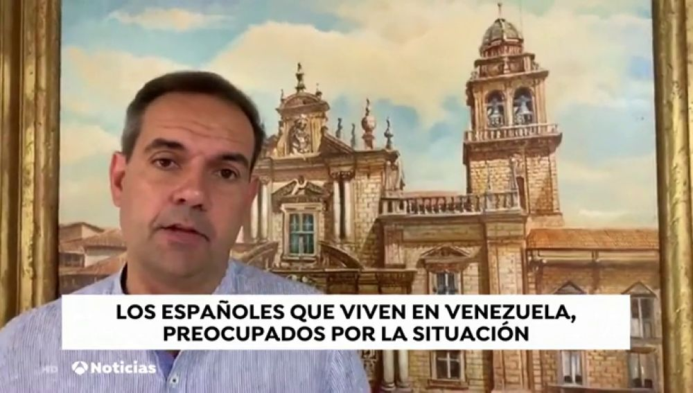 Españoles Venezuela