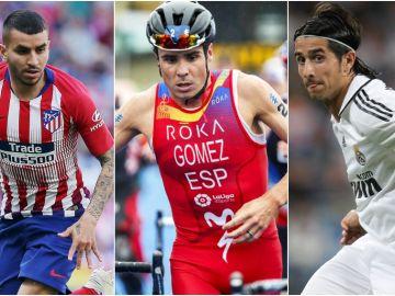 Correa, Gómez Noya o De la Red, otros deportistas afectados por dolencias cardíacas
