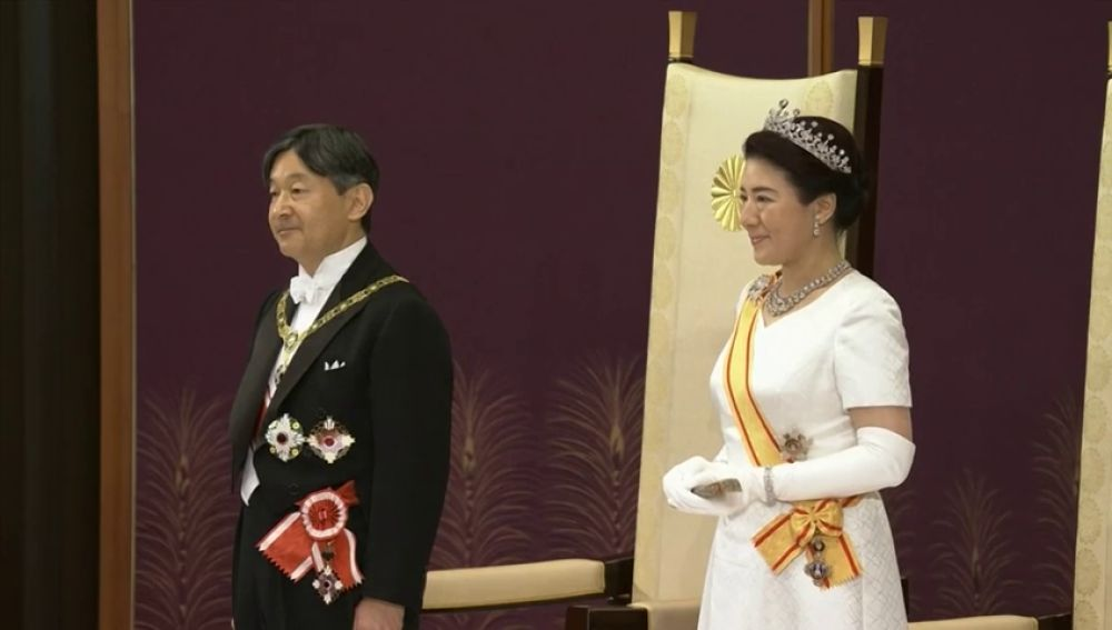 Japón entra en la era 'Reiwa' con el ascenso al trono del emperador Naruhito