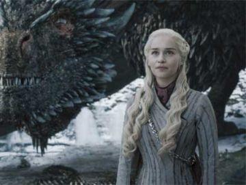Daenerys Targaryen en el capítulo 8x04