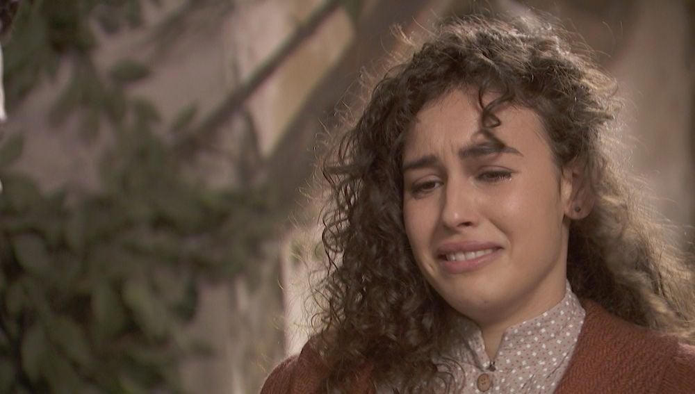 """Lola se confiesa ante Prudencio: """"No hay boda"""""""