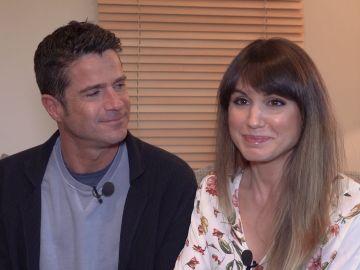 """Paco y Jéssica, la pareja perfecta: """"Masters de la reforma es la oportunidad de nuestra vida"""""""