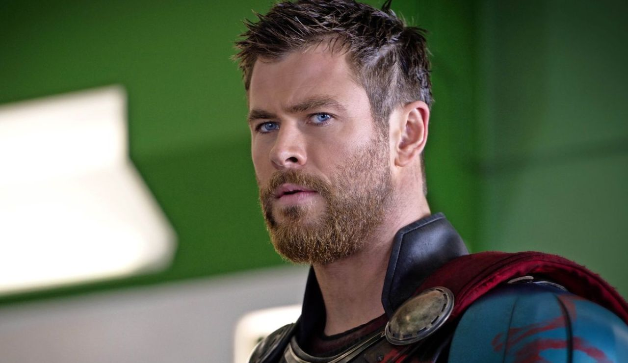 Chris Hemsworth en 'Thor Ragnarok'