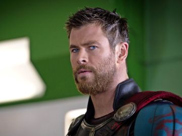 Chris Hemsworth en 'Thor Ragnarok'