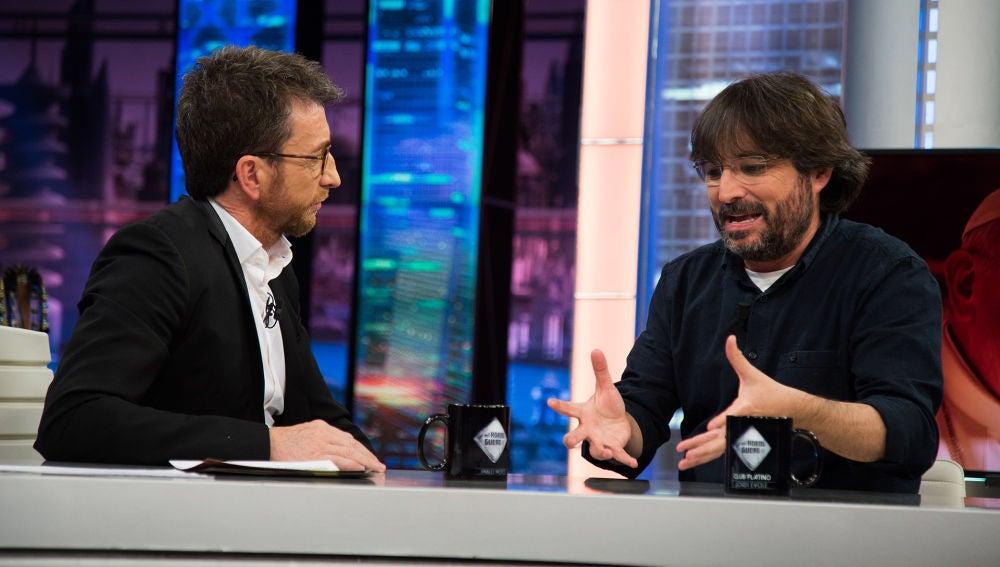 """Jordi Évole, en 'El Hormiguero 3.0': """"Hay mucho postureo con Venezuela, es una pieza en el tablero"""""""