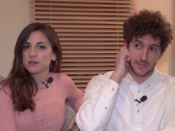 Elisa y Antonio, una pareja de arquitectos en busca de la ilusión