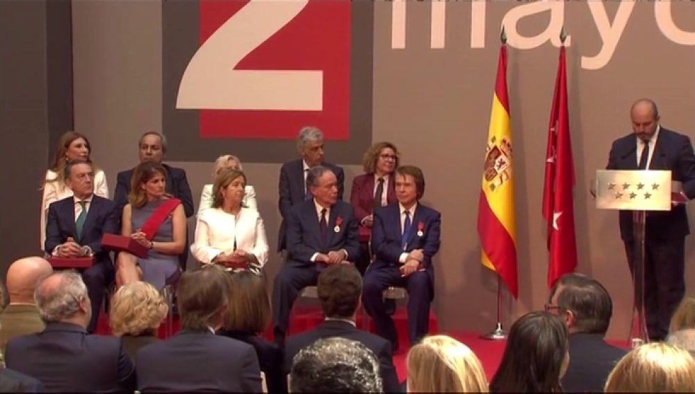MEDALLAS COMUNIDAD DE MADRID