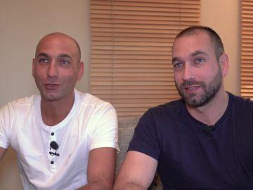 Iván y Albert, la combinación perfecta entre dos hermanos gemelos