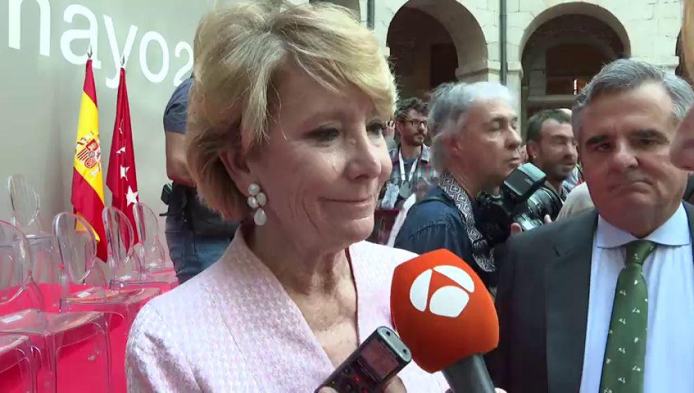 """Aguirre: """"Garrido siempre ha sido socialdemocrta y ahora se ha hecho liberal"""""""