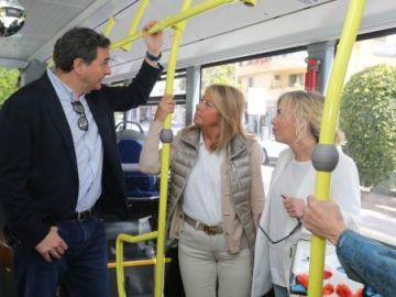 Autobús en Marbella