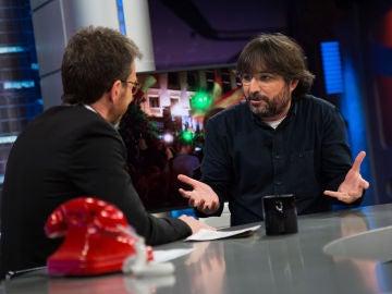 Así fueron los momentos de mayor controversia durante la entrevista de Jordi Évole al Papa Francisco