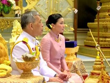 Los reyes de Tailandia