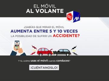 Encuesta móvil al volante