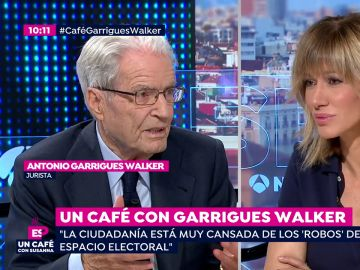 Un café con Susanna: Antonio Garrigues Walker (03-05-19)