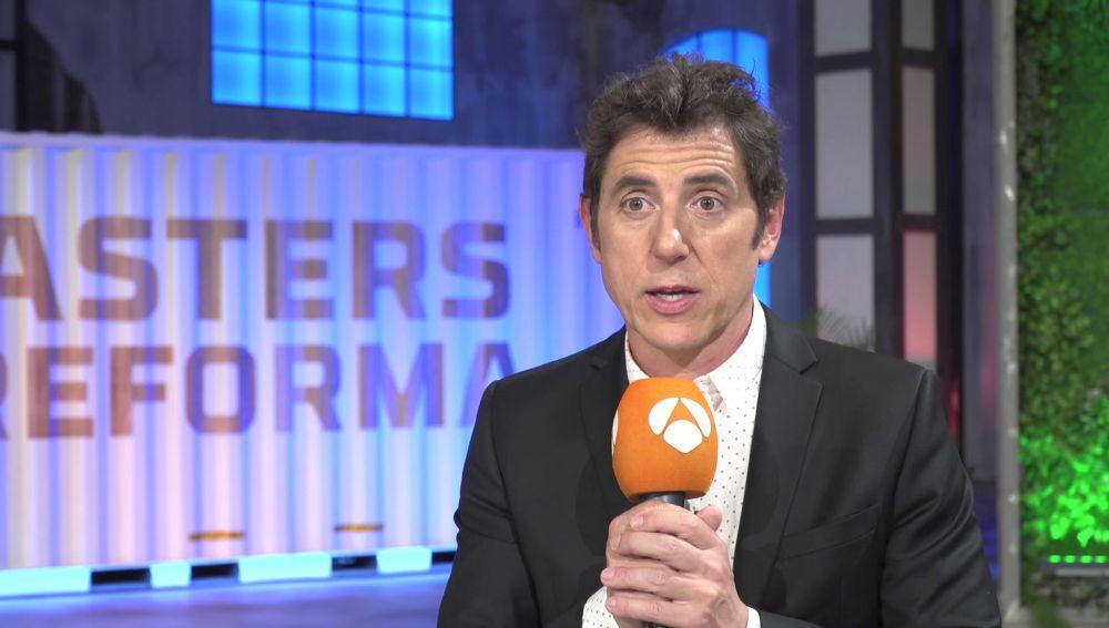 """Manel Fuentes sobre los concursantes de 'Masters de la reforma': """"Su naturalidad traspasa la pantalla"""""""