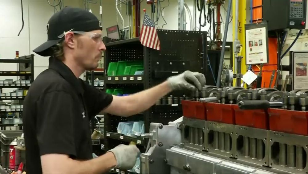 Récord de Empleo en Estados Unidos: En el mes de Abril se crearon 263.000 puestos de trabajo y la tasa de paro se redujo al 3,6%