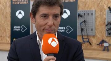 Manel Fuentes responde al test de 'Masters de la reforma'