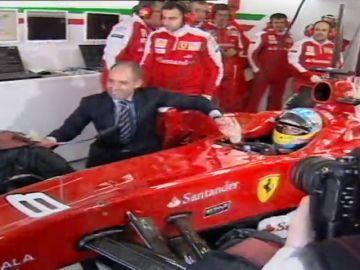 Francisco Camps, procesado por la construcción del circuito de F1 en Valencia