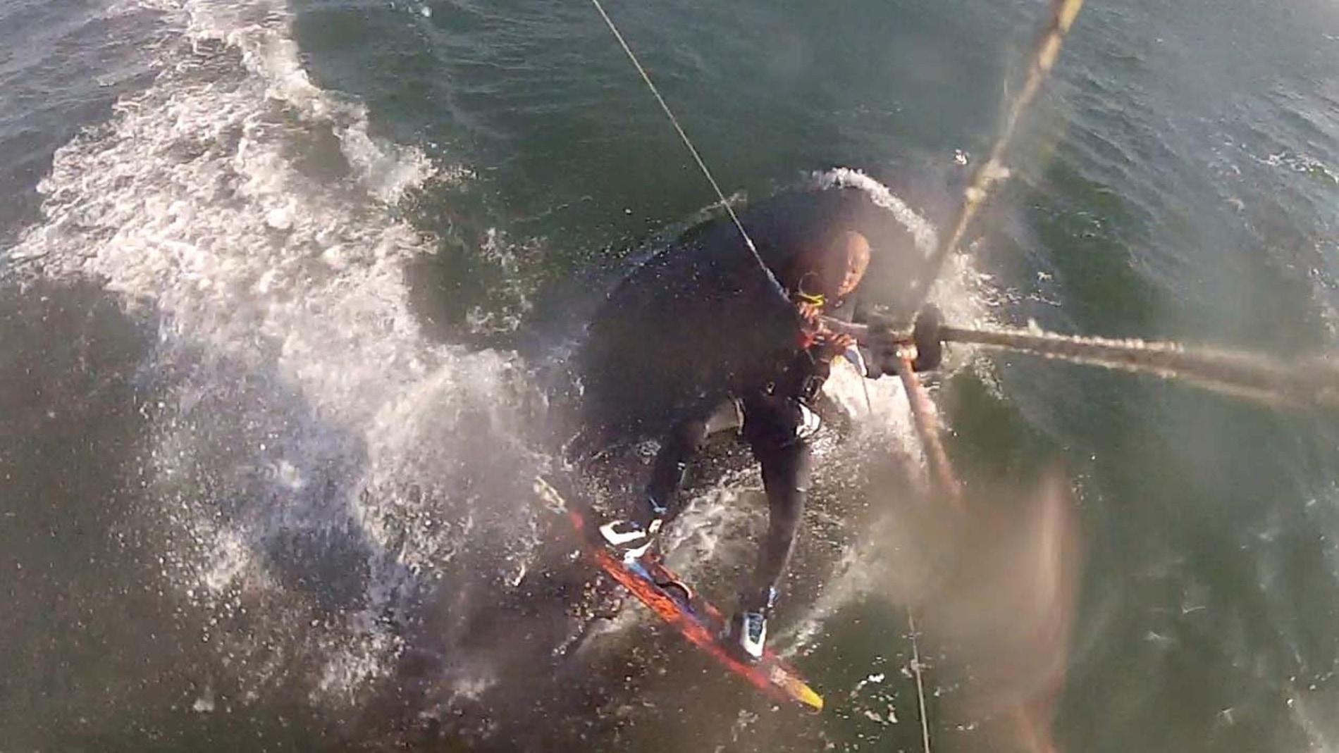 Kitesurf en California