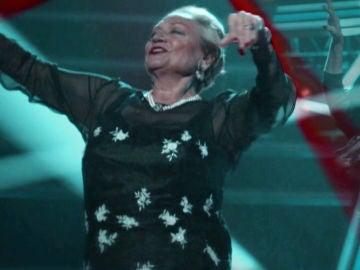 """La incansable lucha por hacer realidad su sueño: """"Llevo veinte años retirada, pero estoy en 'La Voz Senior'"""""""