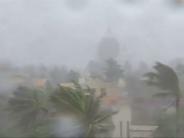 El ciclón Fani deja al menos tres muertos en el este de la India