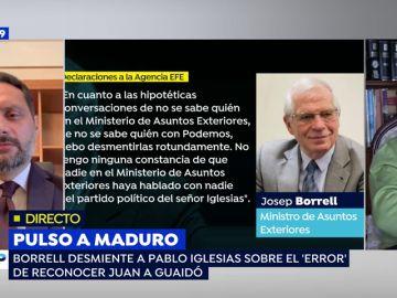 """García-Margallo habla sobre VOX: """"No es un partido homologable a los que militan en la democracia liberal"""""""