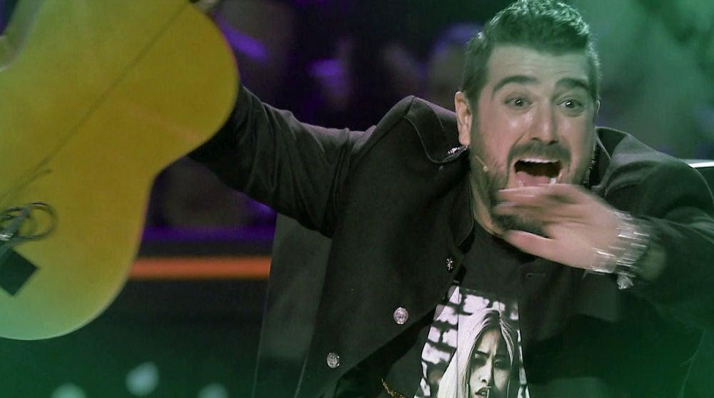 'La Voz Senior' hará 'enloquecer' a Antonio Orozco, cautivado por el derroche de talento