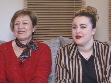 """La confesión de Raquel sobre su madre: """"Tengo paciencia, pero no con mi madre"""""""