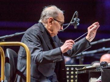 Ennio Morricone, en concierto en Barakaldo