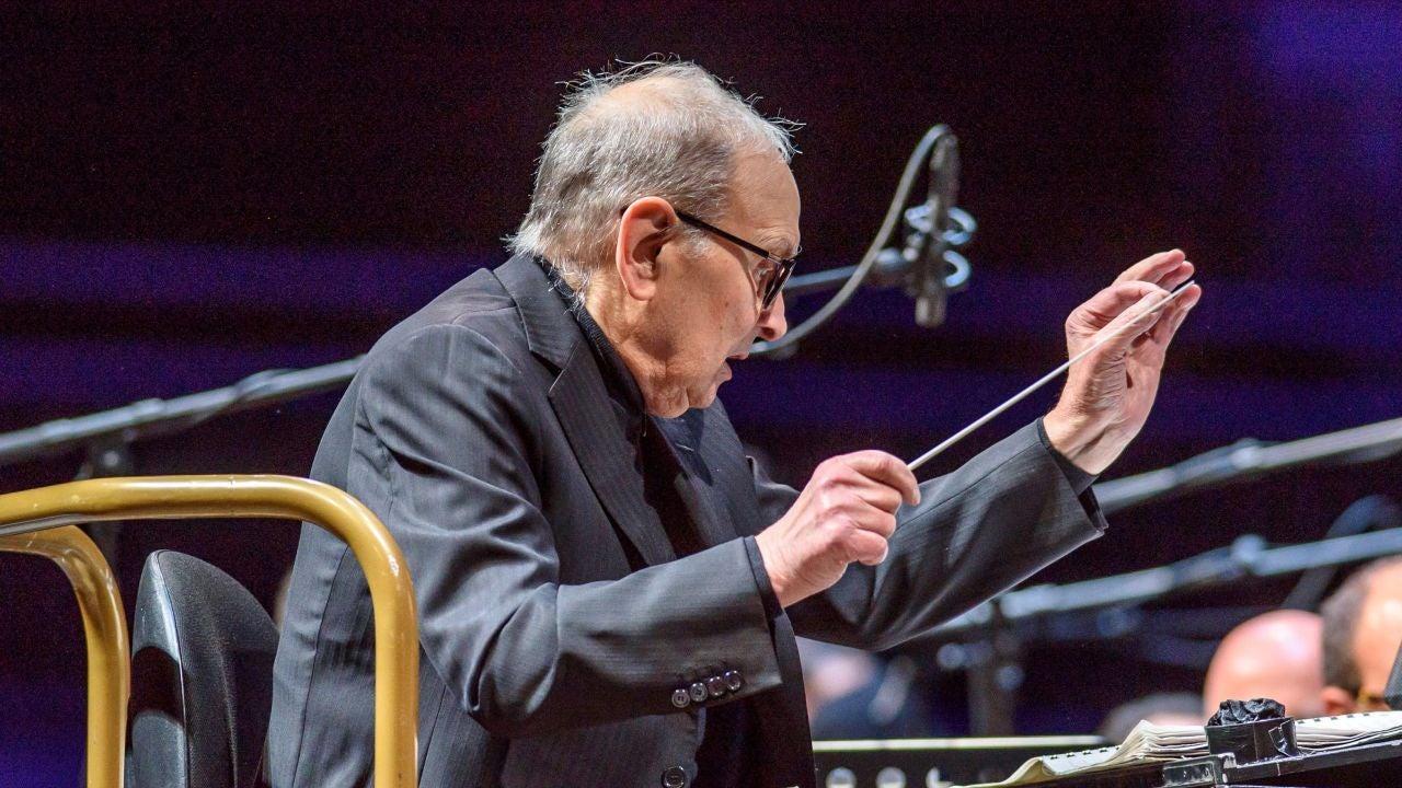 Concierto De España De Ennio Morricone