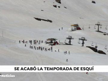 Sierra Nevada afronta su último fin de semana con más de 60 kilómetros de pistas abiertas y una ocupación hotelera del 50%