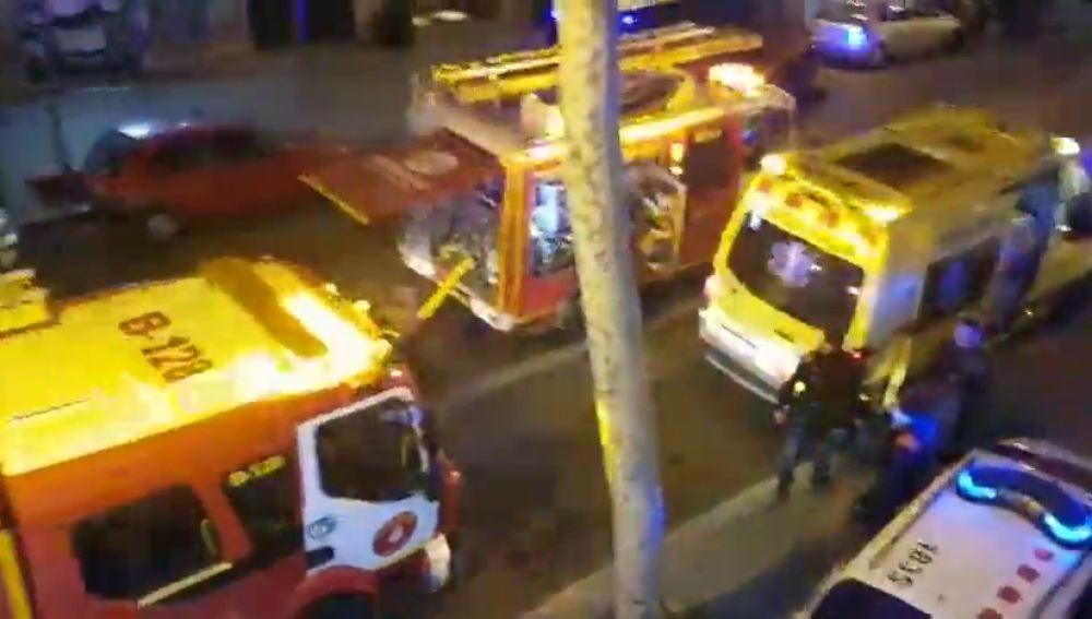 Detienen a un hombre por prender fuego al piso del que le habían desalojado hace unos días