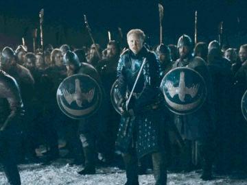 La batalla de Invernalia en 'Juego de Tronos'