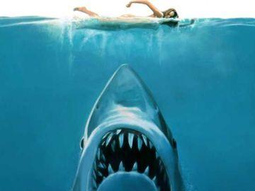 Póster de 'Tiburón'