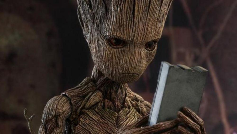 Groot, el Guardián de la Galaxia