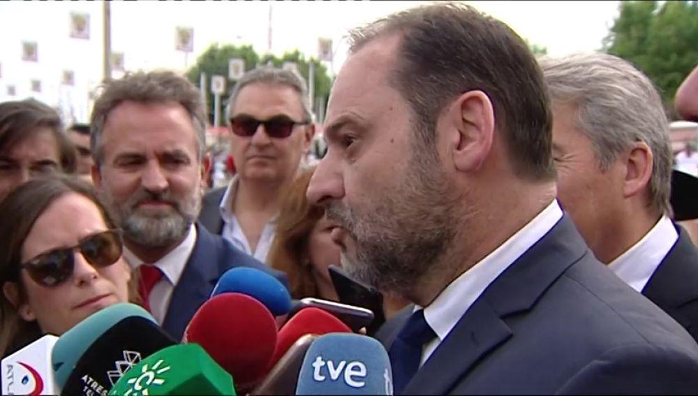El gobierno pide coherencia a PP y Cs porque ellos pidieron que se abstuviera el PSOE con Rajoy