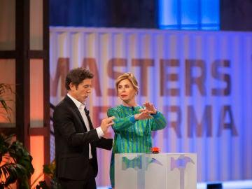 Manel Fuentes y Ágatha Ruiz de la Prada